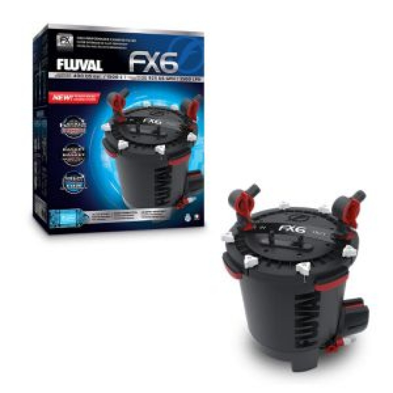Fluval FX6 Dış Filtre 3500 l/h