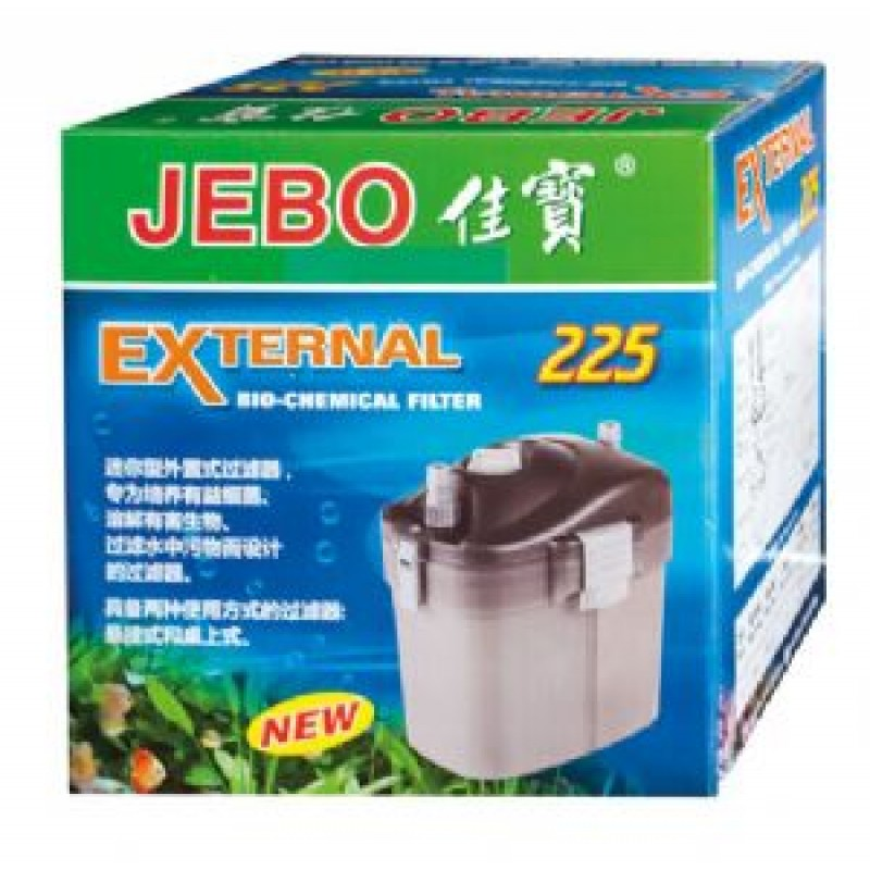 Jebo Mini Dış Filtre 420 l/h
