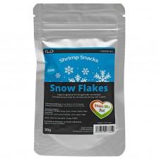 GlasGarten Shrimp Snacks Snow Flakes, Sticks Mix 3in1