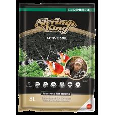 Dennerle ShrimpKing Active Soil 8L
