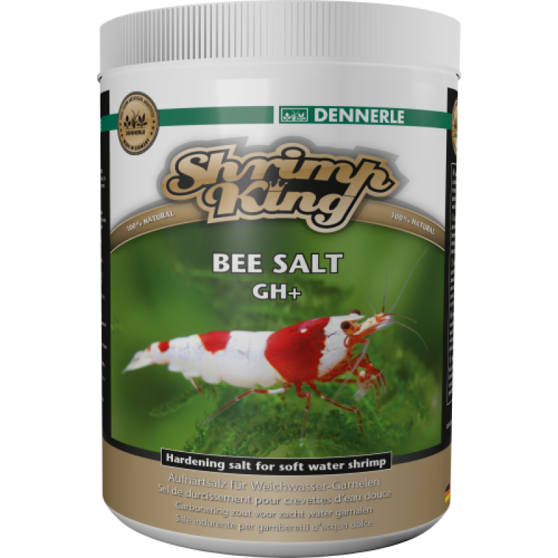 DENNERLE Shrimp King Bee Salt GH+ 100gr Açık