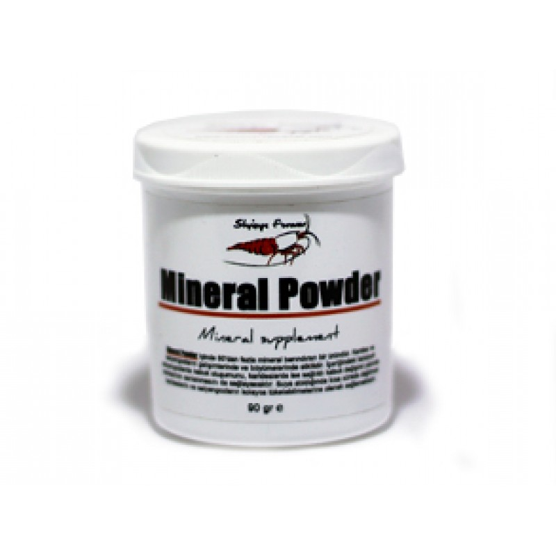 Shrimps Forever Mineral Powder 90g