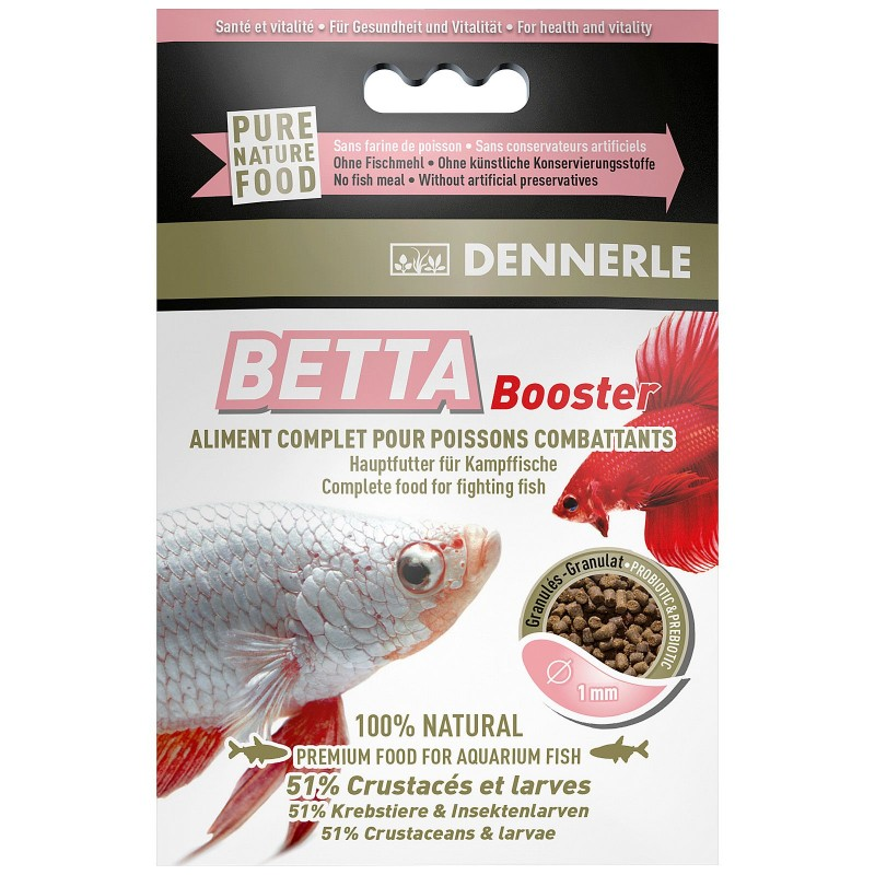 Dennerle Betta Booster 12g