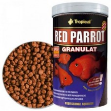 Tropical Red Parrot Granulat 250ml/100gr