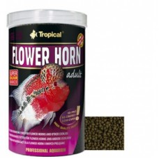 Tropical Flower Horn Adult Pellet 1000ml/380gr