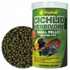Tropical Herbivore Small Pellet 1000ml/360gr