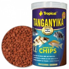 Tropical Tanganyika Chips 1000ml/520gr