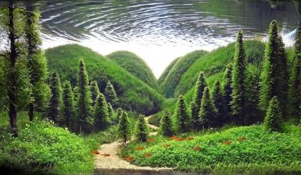 Her Balığın Rüyası, İnanılmaz Akvaryum Tasarımları