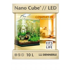 DENNERLE NanoCube Complete Plus 10 Litres  with Nano Power-LED 3.5