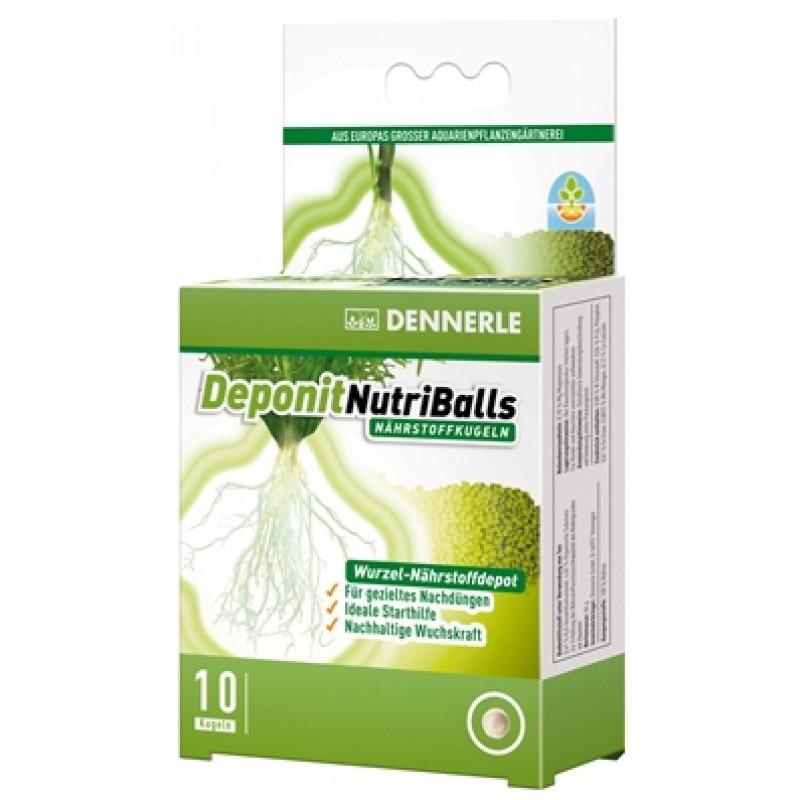 DENNERLE Deponit NutriBalls 10 top