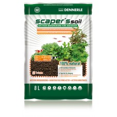 DENNERLE Scaper's Soil 1-4 mm 8L
