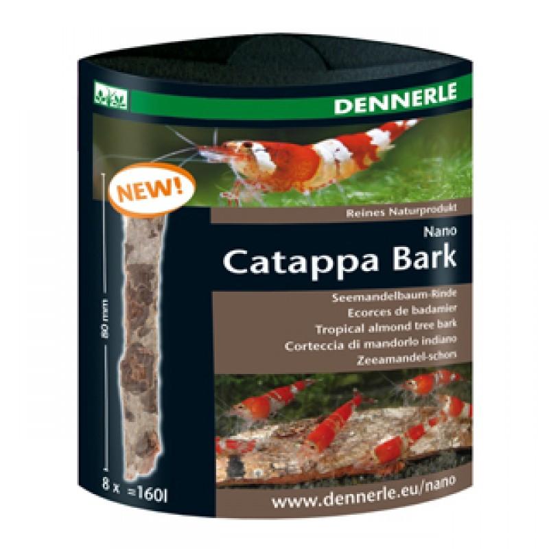DENNERLE Nano Catappa Barks for 160 l