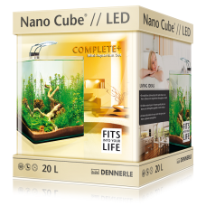 DENNERLE NanoCube Complete Plus 20 Litres  with Nano Power-LED 5.0