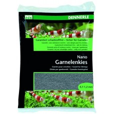 DENNERLE Nano Gravel for shrimps, arkansas grey 2kg