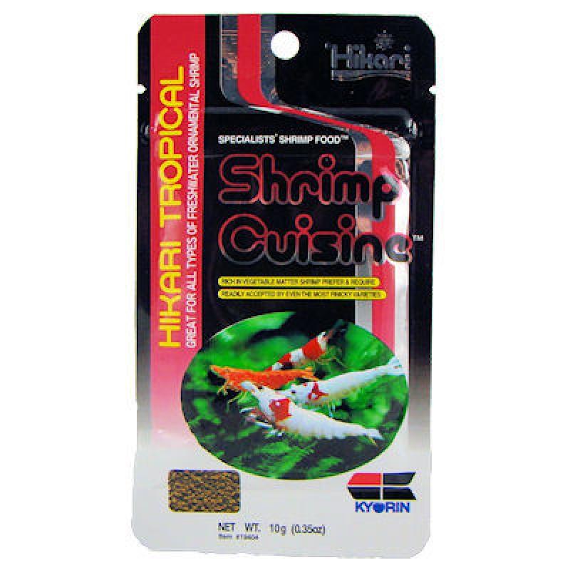 Hikari Shrimp Cuisine Karides Yemi 10 gr